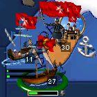 ロドス島での戦闘